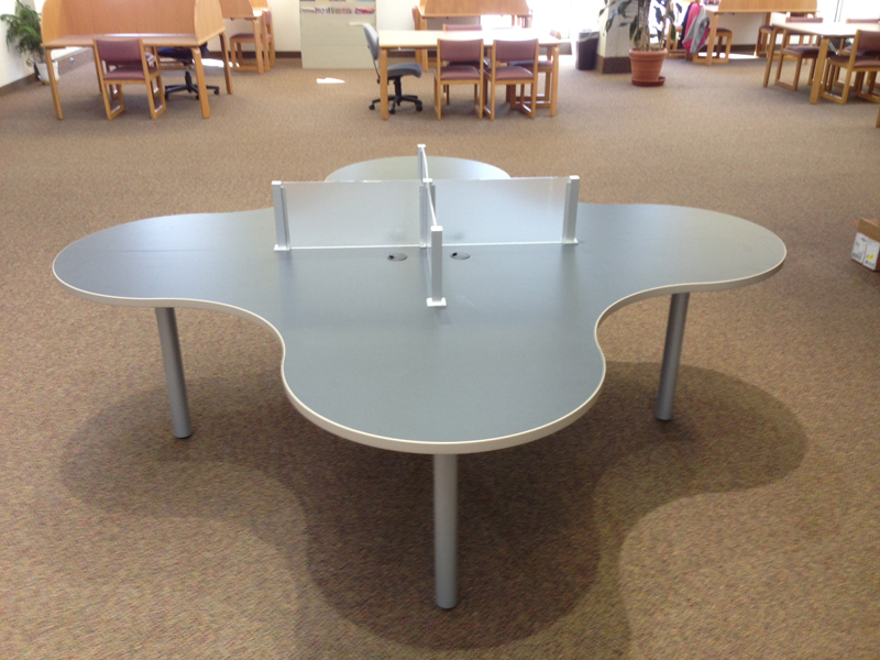 Students Library Furniture | J.P Jay Associates | Allentown PA