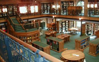 Classical Library Design