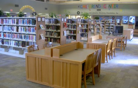 Desks from Library Furniture Supplier