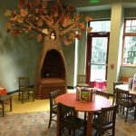 children's library furniture & tree chair